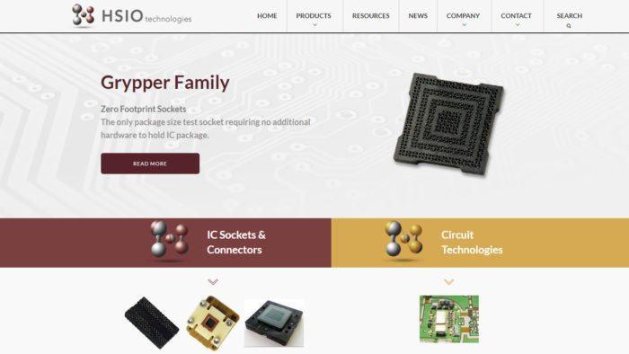 hsio-tech-homepage