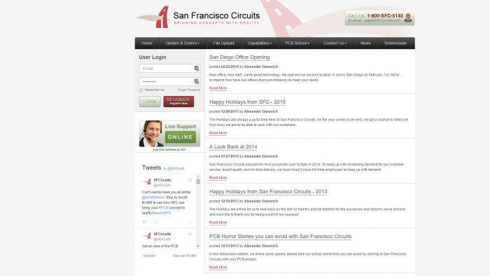 san-francisco-circuits-news