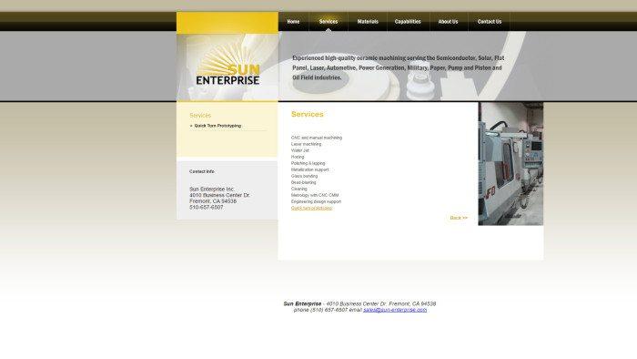 sun-enterprise-service