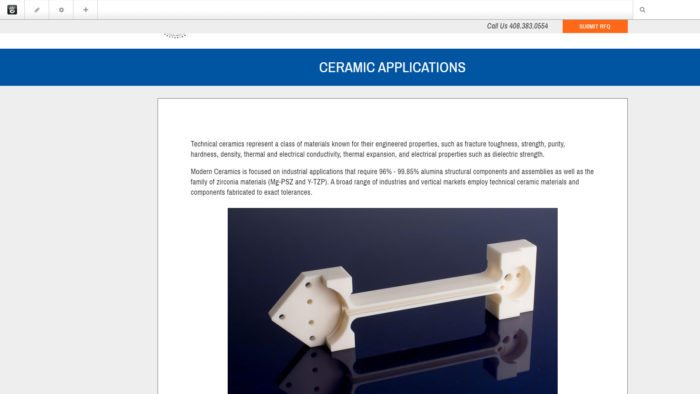 Modern-Ceramics-Manufactoring-applications