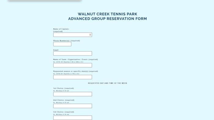 lifetime reservation
